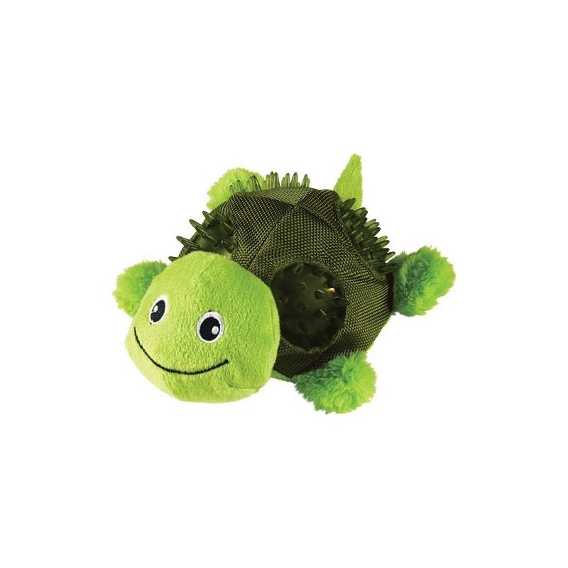 jouet pour chien kong tortue peluche chien nettoie dents et gencive. Black Bedroom Furniture Sets. Home Design Ideas