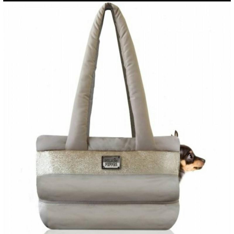 sac de transport pour chien milk&pepper capsule - sac pour