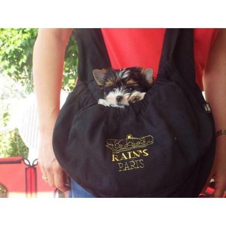 sac de Transport pour petit chien bandoulliere - sac transport chihuahua ou chiot