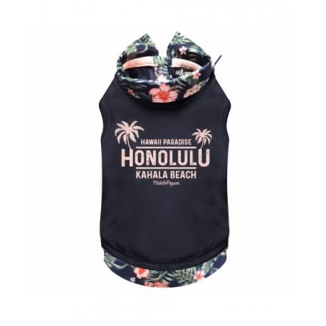 Tshirt pour chien HONOLULU - Polo pour chien Milk&Pepper