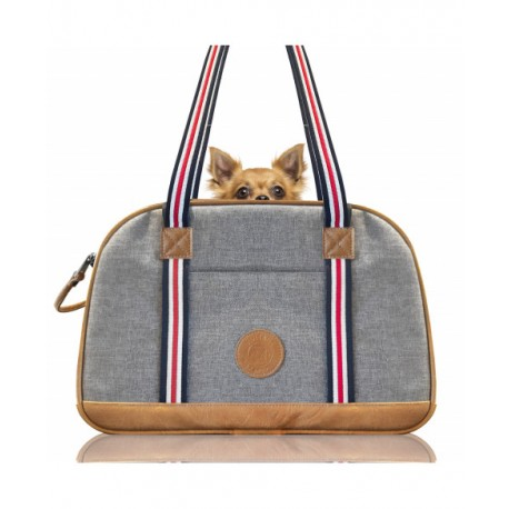sac de Transport pour petit chien - sac transport chihuahua bowling - Milk&pepper