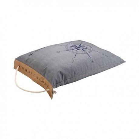 coussin pour chien chic marin matelas dehoussable chien de luxe lit pour chien. Black Bedroom Furniture Sets. Home Design Ideas