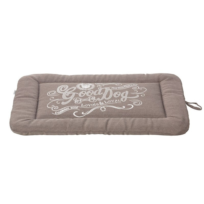 coussin pour chien chic tapis pour chien de luxe. Black Bedroom Furniture Sets. Home Design Ideas