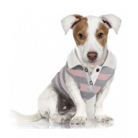 Tshirt pour chien YOLO - Polo pour chien Milk&Pepper