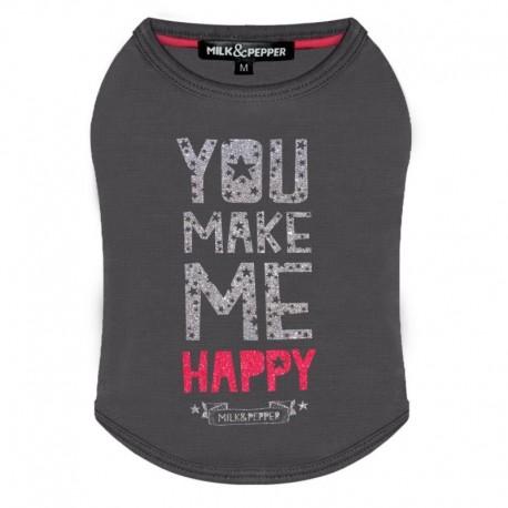 Tshirt pour chien Raoul - T-shirt pour chien Milk&Pepper